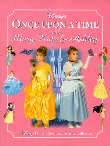 9780786843435: Disney's Once Upon a Time with Mary-Kate & Ashley