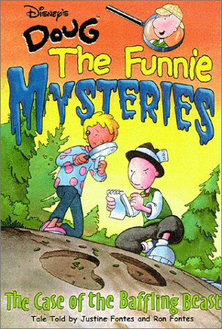 9780786843848: Doug - Funnie Mysteries: The Case of the Baffling Beast - Book #3 (DISNEY'S DOUG: THE FUNNIE MYSTERIES)