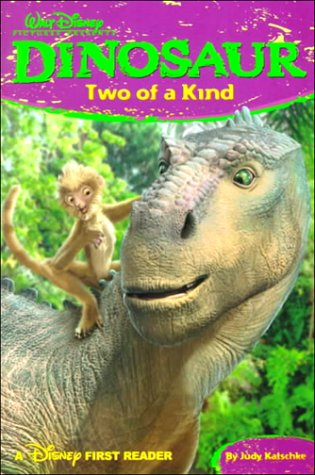 9780786843886: Dinosaur Two of a Kind 1st Reader
