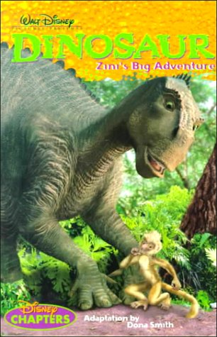 9780786844081: Dinosaur: Zini's Big Adventure