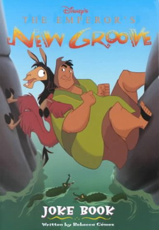 9780786844289: Disney's the Emperor's New Groove: Joke Book
