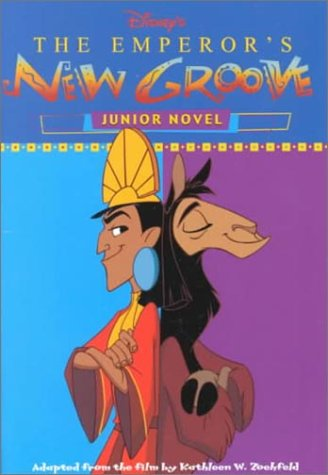 9780786844296: The Emperors New Groove Junior Novel