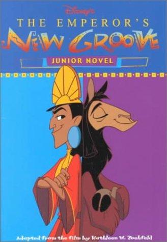 9780786844296: Disney's the Emperor's New Groove: The Junior Novelization