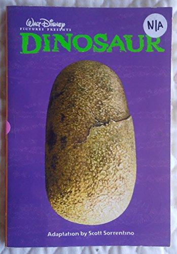 9780786844326: Dinosaur Jr. Novel - Without Insert: Dinosaur, School Market Edition