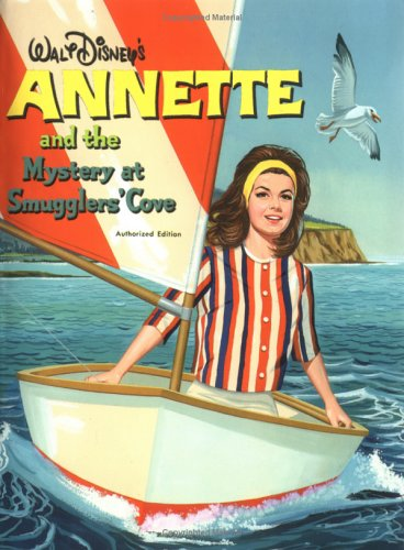 Walt Disney's Annette and the Mystery at: Doris Schroeder