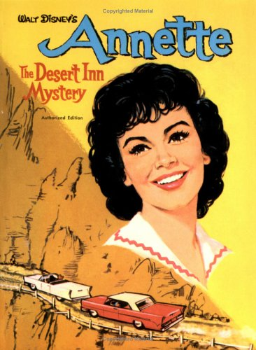 Annette The Desert Inn Mystery (part of: Schroeder, Doris