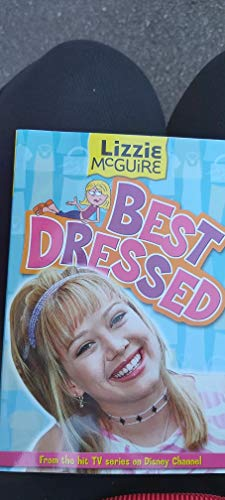 9780786846542: Lizzie #13: Best Dressed: Lizzie McGuire: Best Dressed - Book #13