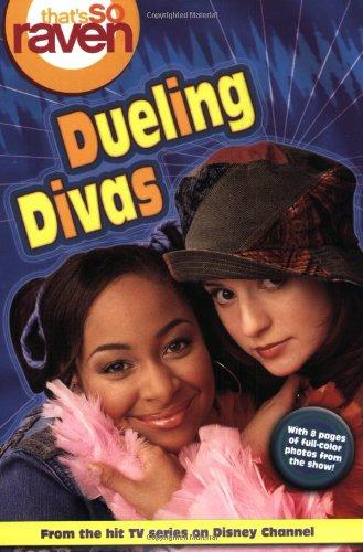 9780786846856: That's so Raven: Dueling Divas - Book #8
