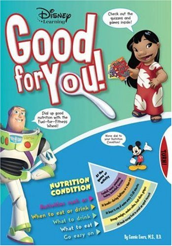 Good for You! Nutrition Book and Games (Disney Learning)