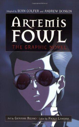 9780786848829: Artemis Fowl: The Graphic Novel
