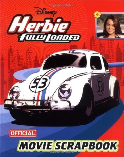 9780786848898: Herbie Fully Loaded Official Movie Scrapbook