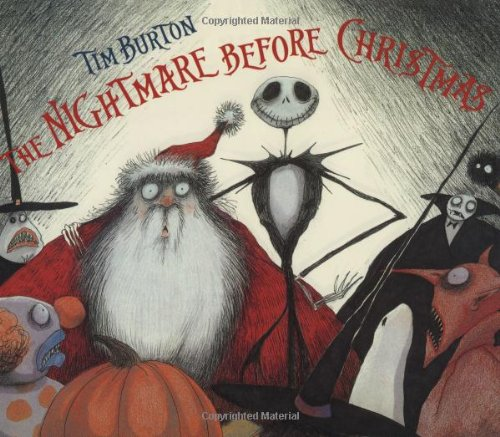 9780786849086: The Nightmare Before Christmas