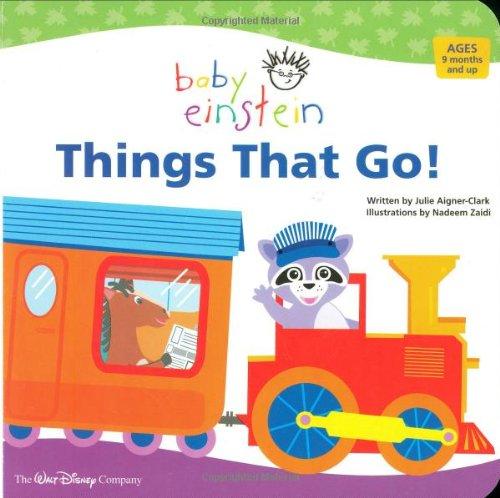 BABY EINSTEIN THINGS THAT GO