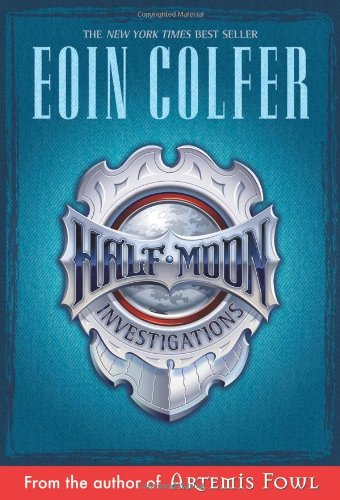 Half-moon Investigations: Colfer, Eoin