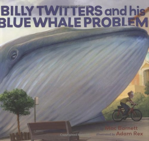 9780786849581: Billy Twitters and His Blue Whale Problem