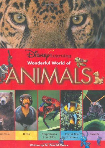 Disney Learning: Wonderful World of Animals: Dr. Donald Moore