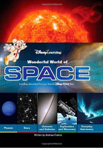 Disney Wonderful World of Space (Disney Learning): Andrew Fraknoi