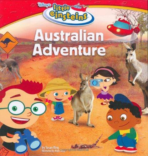 Disney's Little Einsteins: Australian Adventure: Ring, Susan