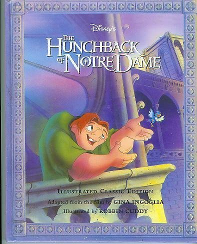 Disney's the Hunchback of Notre Dame (0786850345) by Gina Ingoglia
