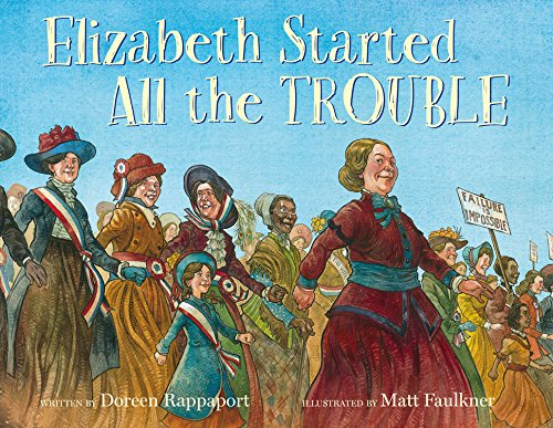 9780786851423: Elizabeth Started All the Trouble