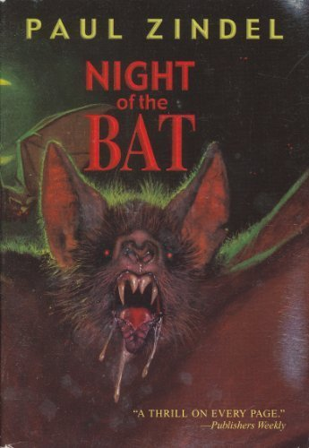 Night of the Bat: Paul Zindel