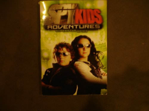 Spy Kids Adventures #7: Superstar Spies