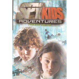 9780786852093: Spy Kids Adventures No 8: Freeze Frame