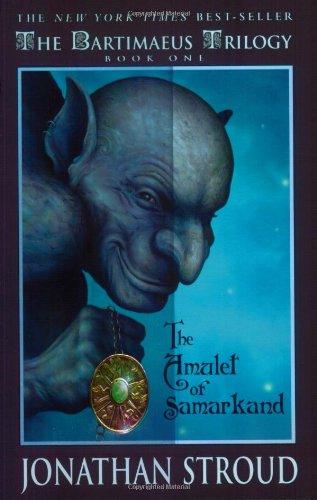 9780786852550: The Amulet of Samarkand (Bartimaeus Trilogy)
