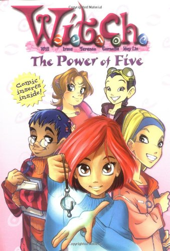 9780786852574: The Power of Five (W.I.T.C.H., Book 1)