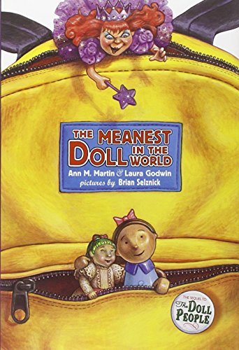 9780786852970: The Meanest Doll in the World (The Doll People)