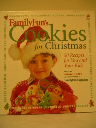 9780786853434: Family Fun's Cookies for Christmas Club