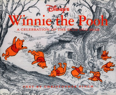 9780786853441: Disney's Winnie the Pooh: A Celebration of the Silly Old Bear (Welcome Book)