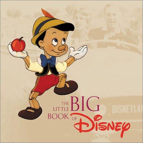 9780786853496: The Little Big Book of Disney