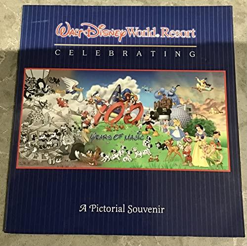 9780786853595: Walt Disney World Resort 100 Years of Magic