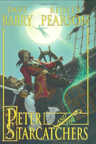Peter and the Starcatchers ***SIGNED BY BOTH AUTHORS & DATED***: Dave Barry & Ridley Pearson