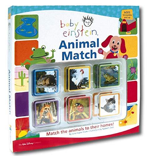 9780786855322: Baby Einstein: Animal Match
