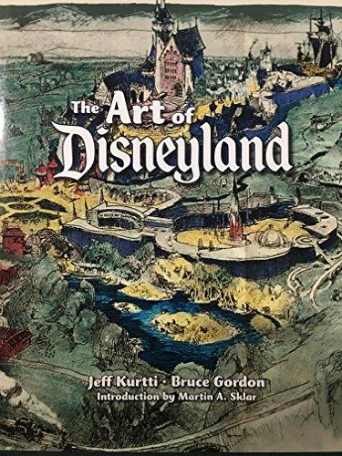 9780786855612: The Art of Disneyland