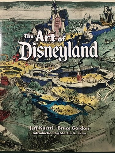 9780786855612: Art of Disneyland