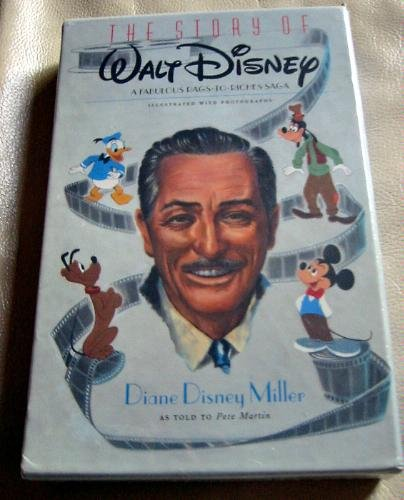 The Story of Walt Disney: Miller, DIANE DISNEY