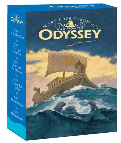 9780786855643: Tales from the Odyssey Boxed Set