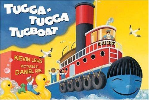 Tugga-Tugga Tugboat (0786856157) by Lewis, Kevin