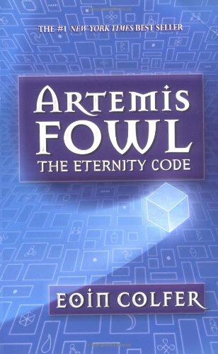 9780786856282: The Eternity Code (Artemis Fowl)