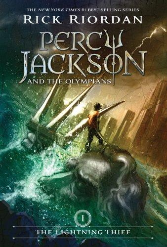 The Lightning Thief: Riordan, Rick