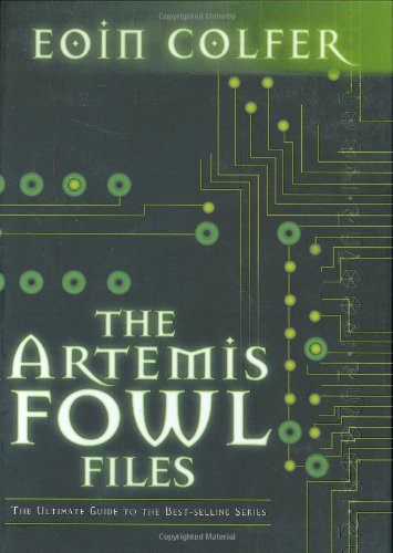 The Artemis Fowl Files ***SIGNED*** ***UNCORRECTED ADVANCE PROOF***: Eoin Colfer