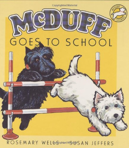 9780786856763: McDuff Goes to School