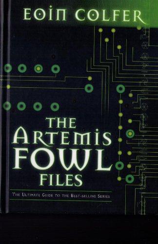 9780786856787: The Artemis Fowl Files