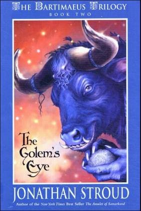 9780786856817: The Golem's Eye.