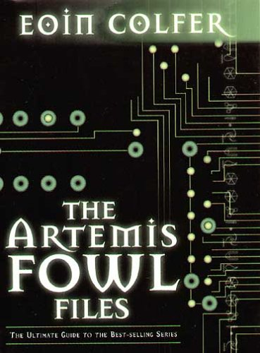 9780786856824: Artemis Fowl Files, The (International edition)