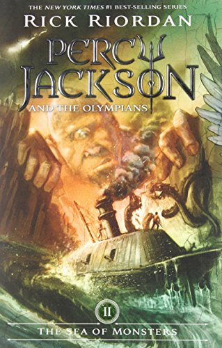 9780786856862: Percy Jackson and the Olympians, Book Two The Sea of Monsters