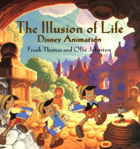 9780786860708: Illusion Of Life: Disney Animation (Disney Editions Deluxe)
